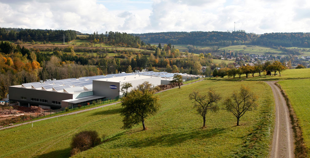 J. Schmalz GmbH's headquarter in Glatten (Black Forest)