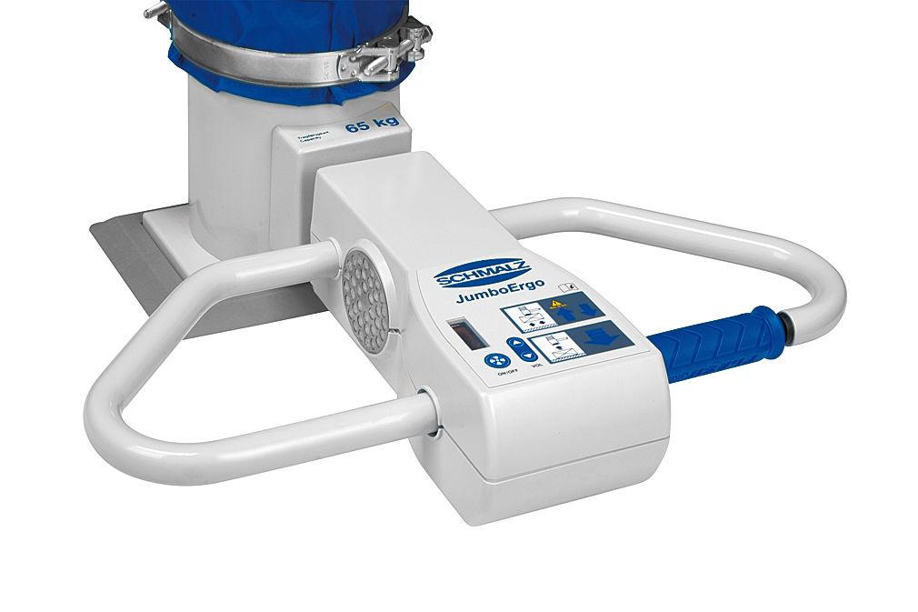 Funkfernsteuerung SRC für Vakuum-Schlauchheber