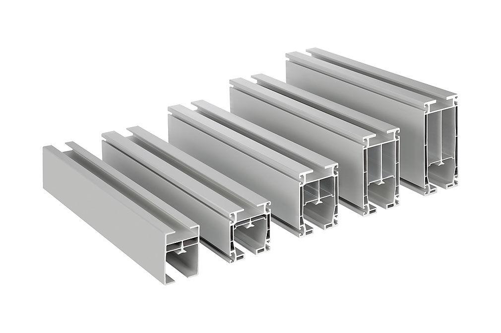 Aluminum sections SRA