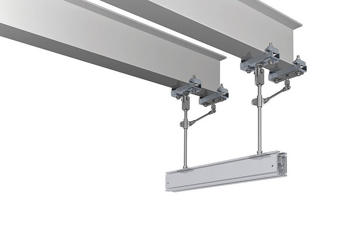 Extension by up to 2,000 mm